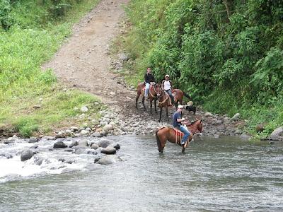 Costa Rica, Río Arenal