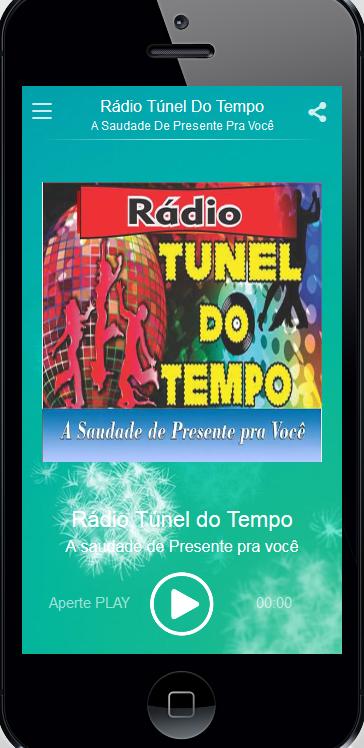 Ouça a Rádio no Celular - Acesse o link pelo seu celular e instale clicando na Imagem abaixo