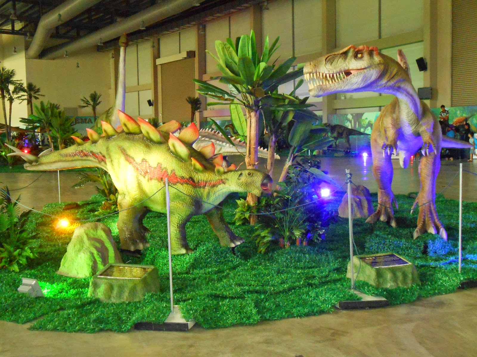 Asean Dinosaurs
