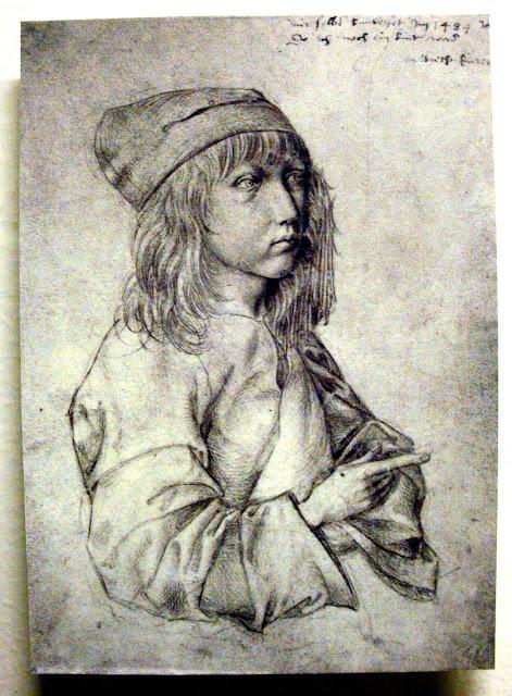 Durero, Rembrandt y Goya. Tres Genios en la Lonja. Durero
