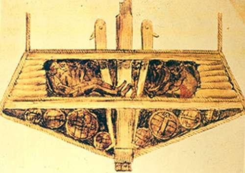 Ecos del pasado el comercio triangular de esclavos - Todo sobre barcos ...
