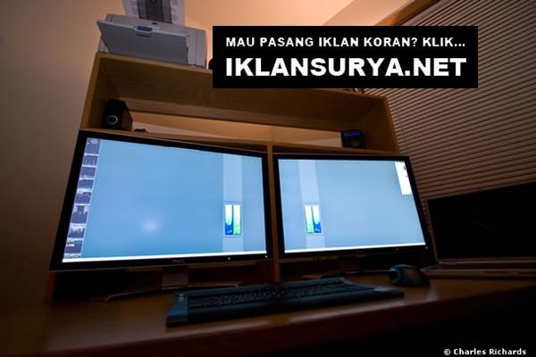 Markas Komputer Unik, 2 LCD Clean And Simple PC