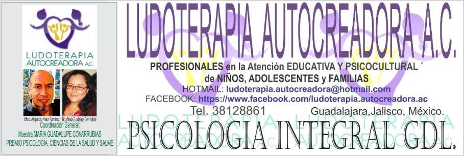 PSICOLOGIA INTEGRAL (LUDOTERAPIA AUTOCREADORA)