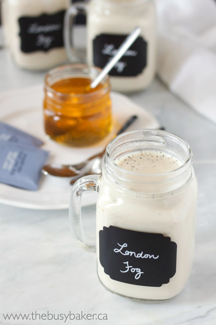 how to make earl gray milk te at home