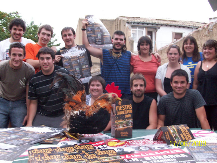 Comisión Juventud Tafalla / ko         Gazte Batzordea