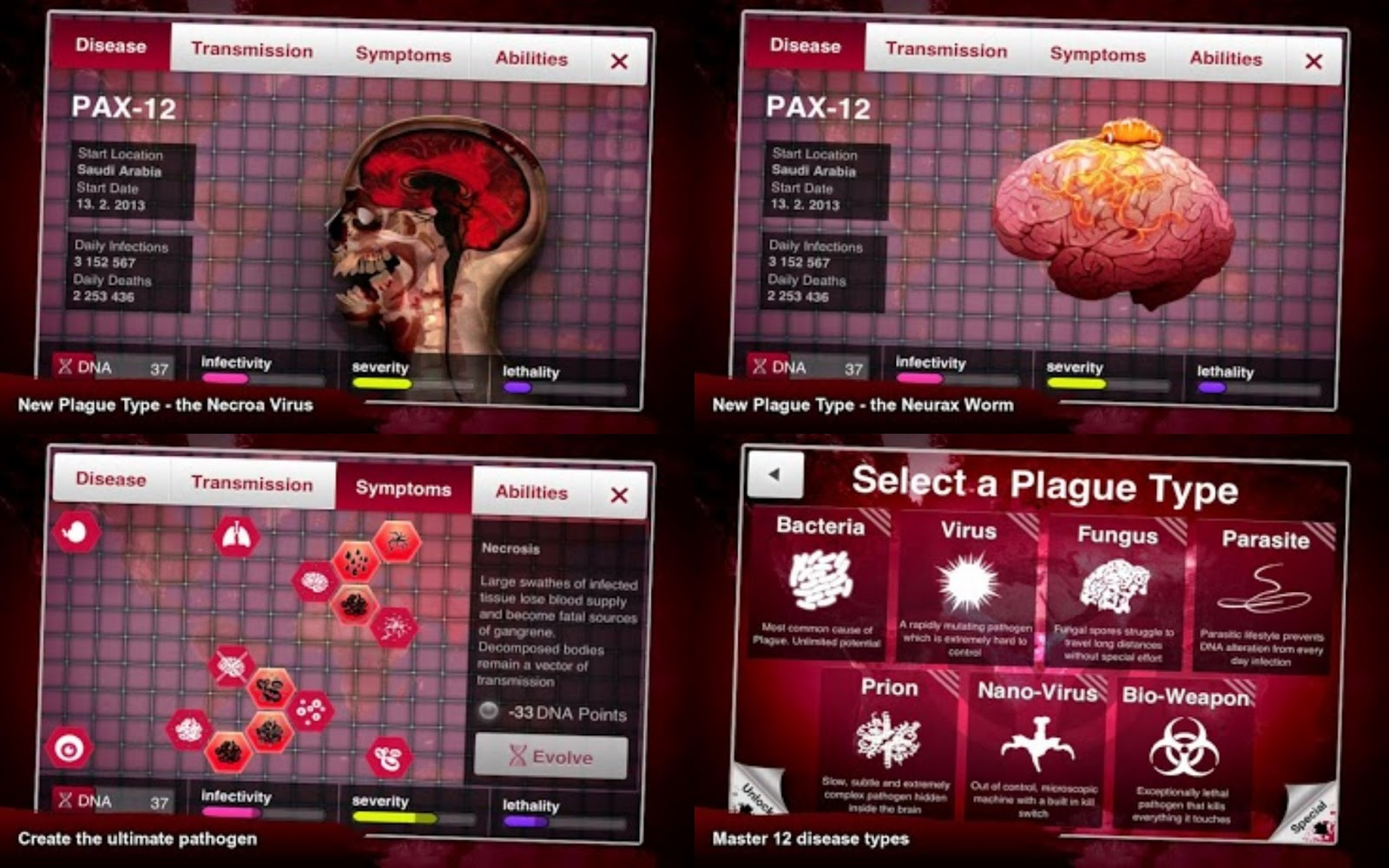 Plague Inc. Full Unlocked v1.5.0.1 APK | Android Games Download