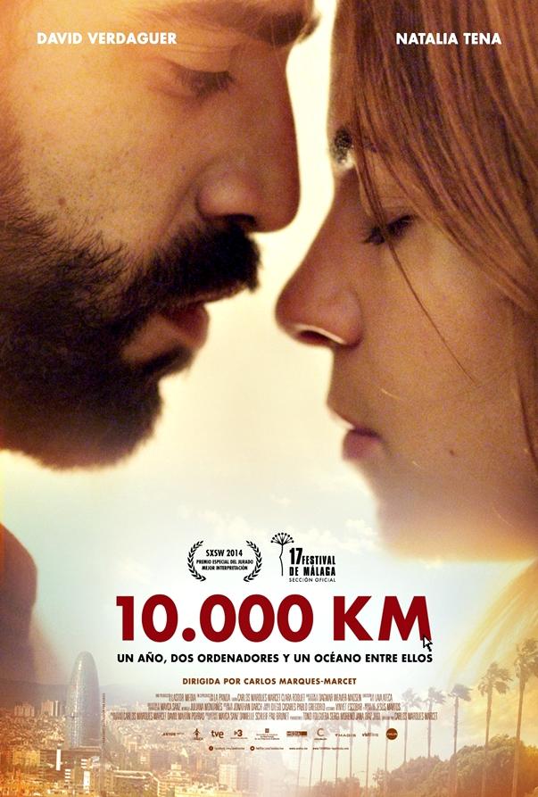 10.000 km póster