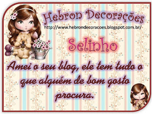 Selinho amiga Tatiane Melo
