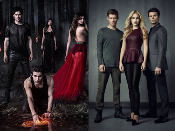Vampire Diaries e The Originals