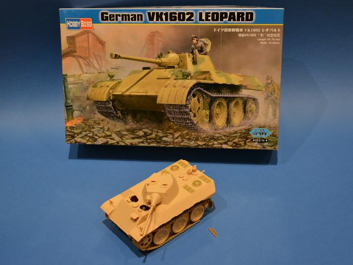 HobbyBoss VK1602 Leopard 1:35
