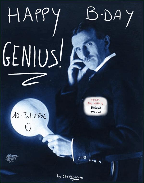 Happy Bday Nikola! (by sciencemug)