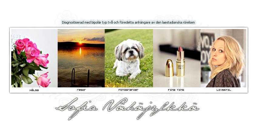 Sofia Vähäjylkkä