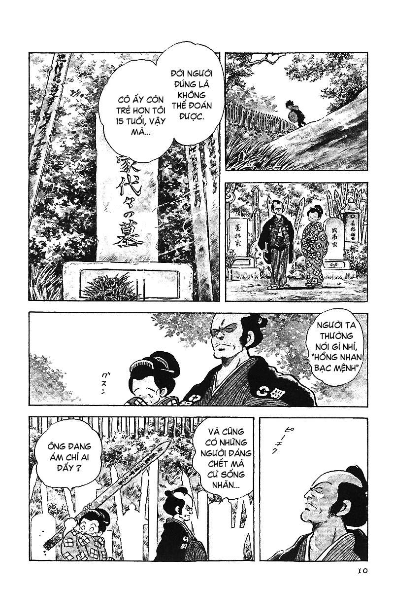 Nijiiro Togarashi - Ớt Bảy Màu chap 1 - Trang 12