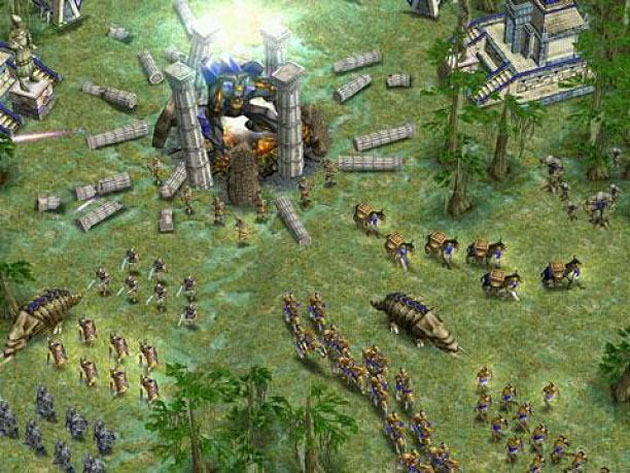 Галерея. Flash Игры. Age of Mythology: The Titans - Изображение 4222. Фа