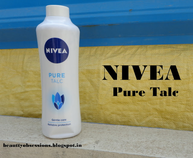 Nivea Pure Talc - Review & Price