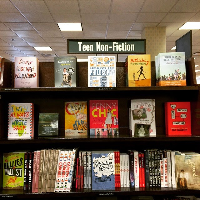 What About Ya Non Fiction A Look At Recent And Upcoming Titles