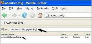 Tips Mempercepat Loading Firefox