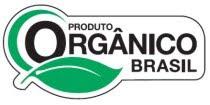 selo Sisorg de produtos orgânicos