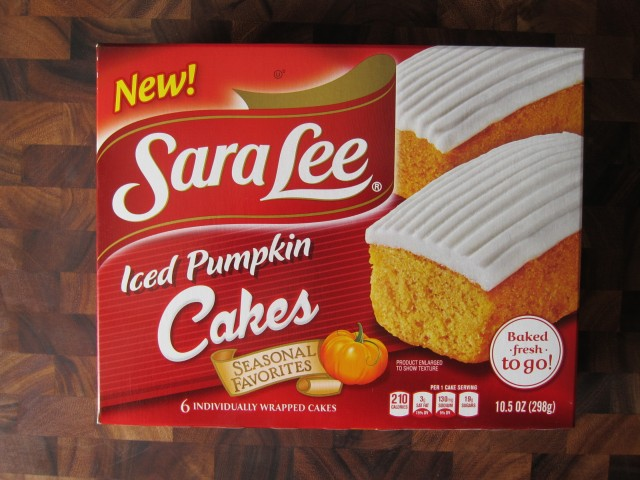 Sara Lee Double Chocolate Cake