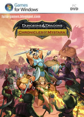 Dungeons & Dragons: Chronicles of Mystara PC Cover