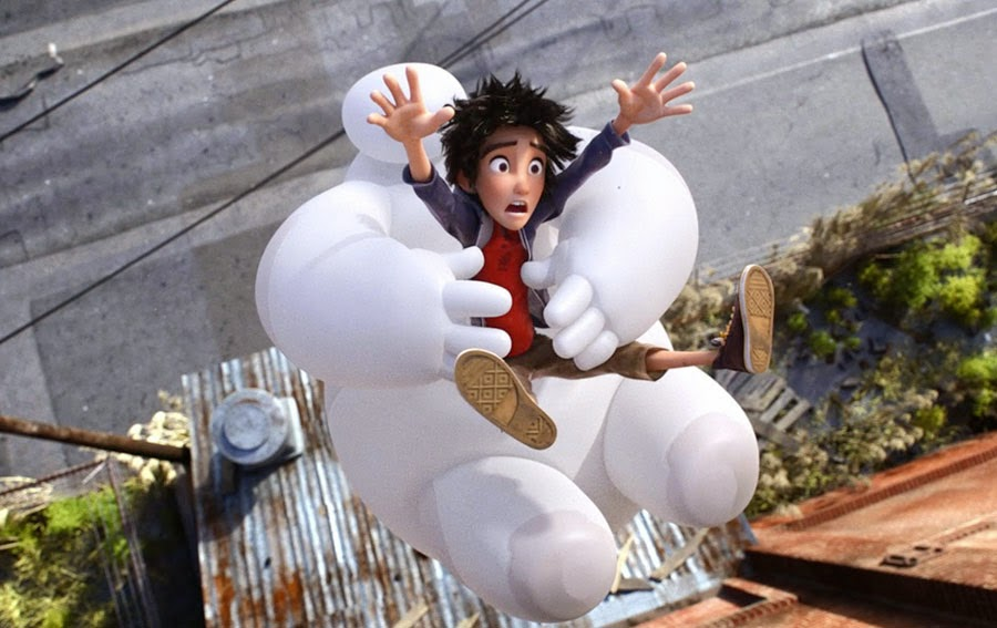 A Growing Teenager Diary Malaysia !: Big Hero 6 Movie And First ...