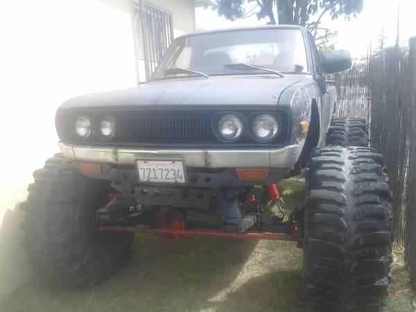Daily Turismo: 5k: Buick Powered 1974 Datsun Mini Monster ...