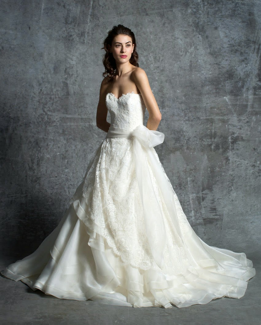 2016 wedding dresses and trends ombr colors foil for Starting a wedding dress business