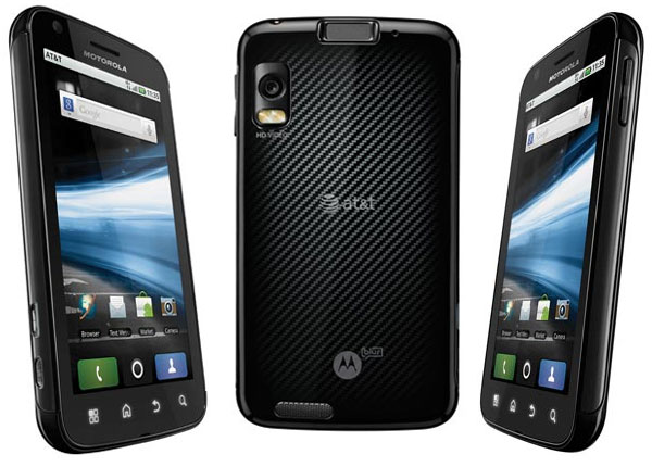 motorola atrix 4g android smartphone through at t for the. Black Bedroom Furniture Sets. Home Design Ideas