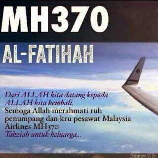 AL FATIHAH DAN TAKZIAH MH17
