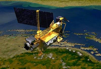 Un satélite del tamaño de un colectivo caerá en la Tierra 0919_satelite_nasa_g1.jpg_1121220956