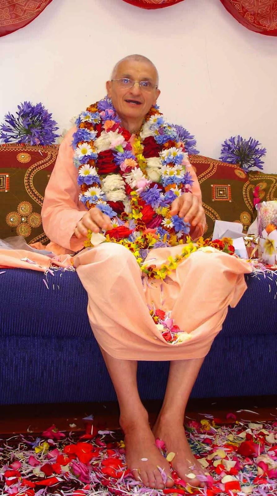 H. H. Janananda Goswami