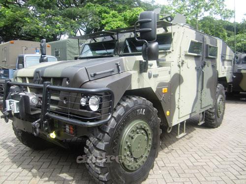 Sistem Pertahanan Yang Kuat Perlu Ditunjang Oleh Industri Pertahanan Yang Kuat