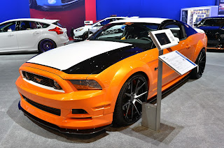 Bojix Design 2014 Ford Mustang