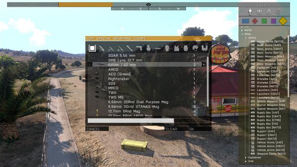 how to use zeus in editor arma 3
