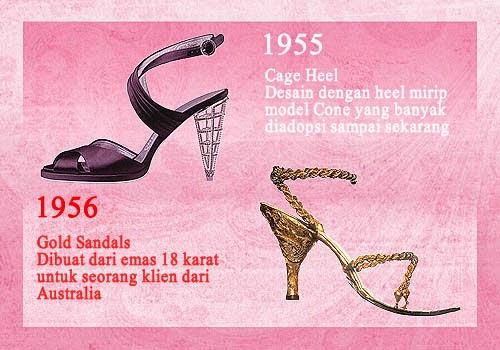 Sepatu Wanita Salvatore Ferragamo