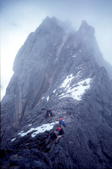 Full Picture Carstensz Pyramid Indonesia
