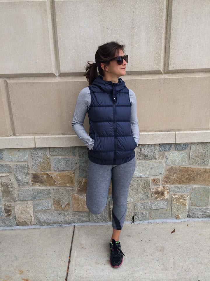 lululemon chilly chill vest inspire crop