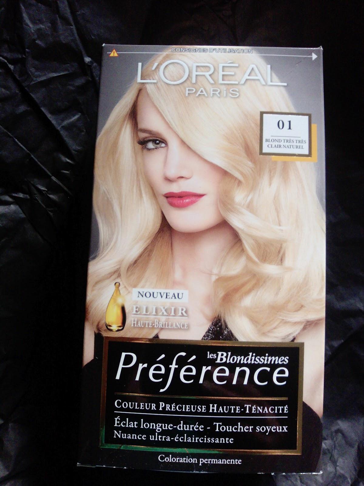 conclusion - Coloration Eclaircissante Blond