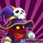 Penyihir Arwah (Spirit Mage) - Pahlawan Legenda - Konflik Kastil