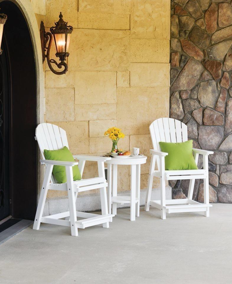 Popolare Arredare il terrazzo in stile rustico, un balcone o una veranda. UM86