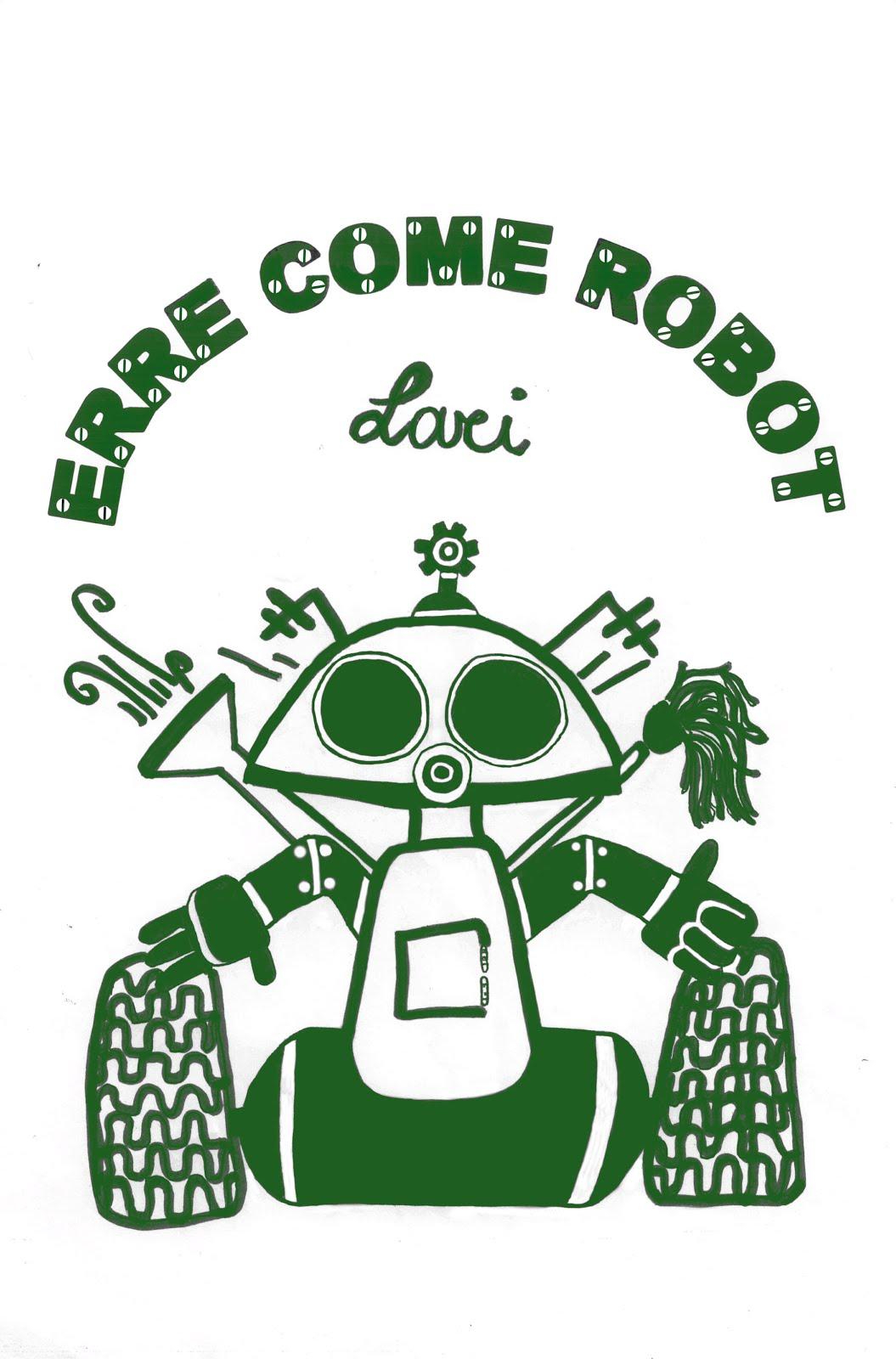 IL LOGO ERRE COME ROBOT