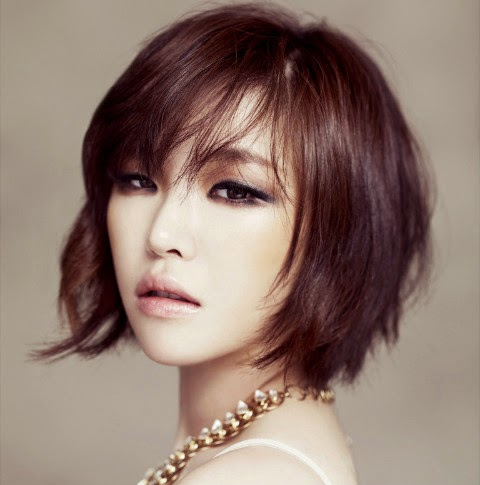 Brown Eyed Girls Gain's instagram account