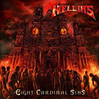 "Hellias - ""Eight Cardinal Sins"" (Thrashing Madness Productions, 2017)"