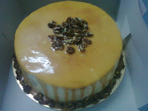 Pecan Heaven Cake