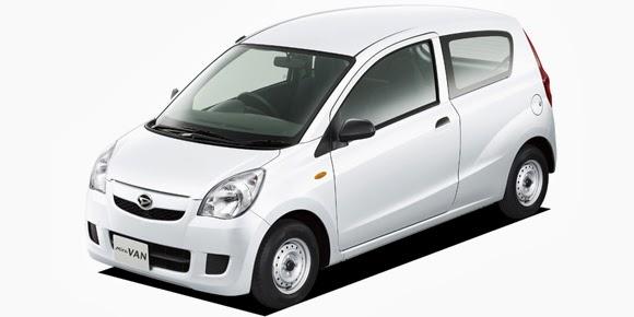 Daihatsu Mira 2014 Specifications