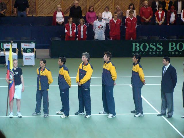 Ecuador Davis Cup Team