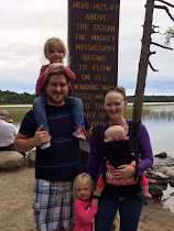 My daughter, Micah, and her family