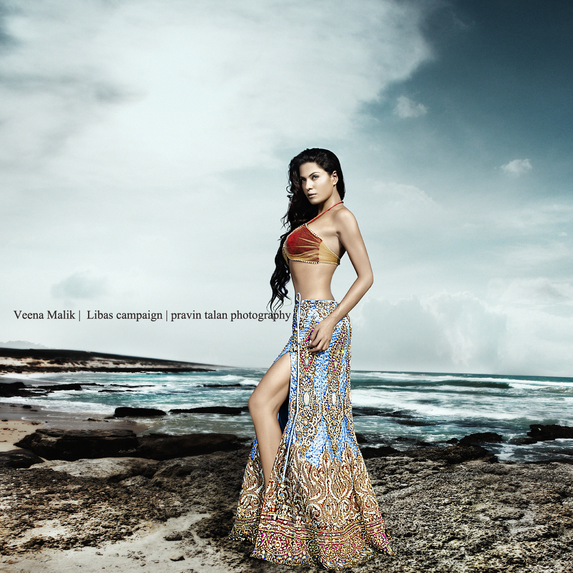 Diary 2011-Veena Malik for Libas campaign-the timeline !