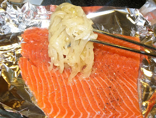 Recipe for Grilled Salmon