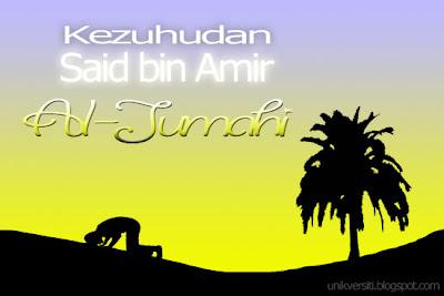 Kezuhudan Said bin Amir al Jumahi membuatkan Umar menangis